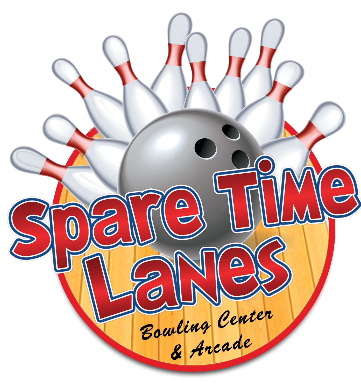 Spare Time Lanes | Free Rein Marketing Client